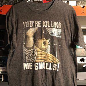 The Sandlot You're Killing Me Smalls T Shirt XL